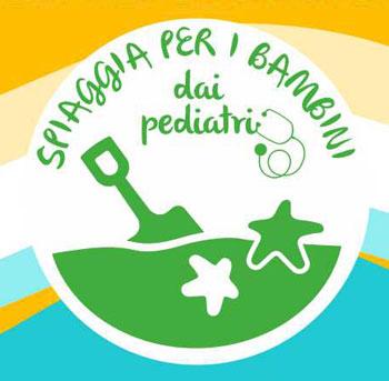 spiaggia per i bambini consigliata dai pediatri